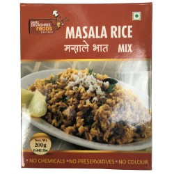 Masala Rice (मसाले भात) Ready Mix by Devashree Foods (200gm)