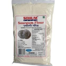 Sohum Jawar flour (500gm) - Sourgum Flour