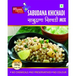 Sabudana Khichadi Mix - by Devashree Foods (100 gm)