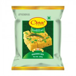 Khaman Dhokla Mix by Chitale (200gm)
