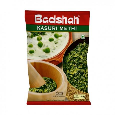Buy Badshah Kasuri Methi (dried fenugreek leaves) online in UK, Europe