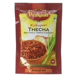 Prakash Kolhapuri Techa (Chilli Garlic) (100gm)