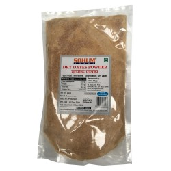 Dry Dates Powder - Sohum (250 gm)