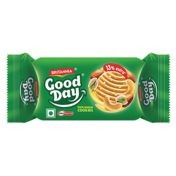 Britannia Good Day Biscuits (Pista Almond) - 72 gm