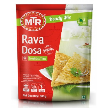 MTR Rava Dosa Mix (500 gm)