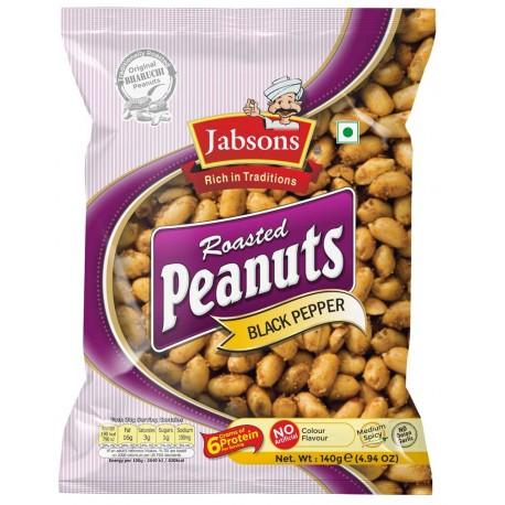 Roasted Peanut-Black Pepper (140g)