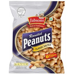 Roasted Peanut-Black Pepper (140g)