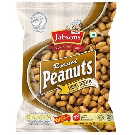 Roasted Peanut-Hing Jeera (140g)