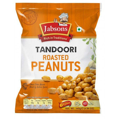 Roasted Peanut-Tandoori (140g)