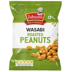 Roasted Peanut-Wasabi (140g)