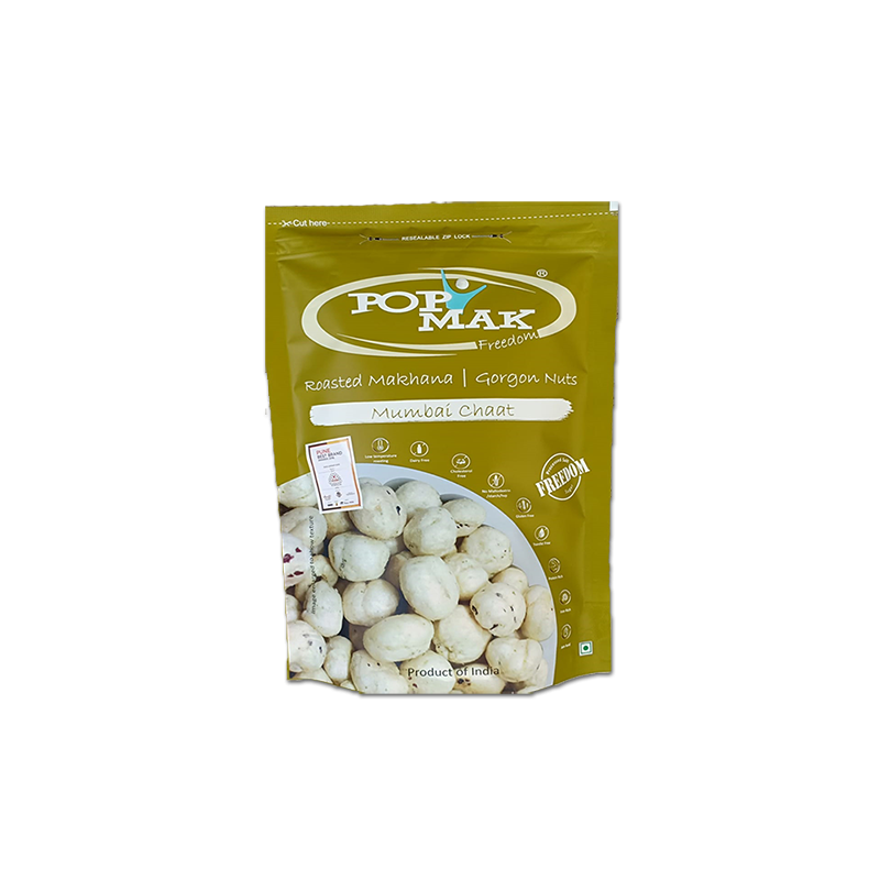Buy Pop Mak Roasted Makhana (Chat Masala Flavor) online in UK, Europe