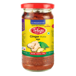 Ginger Pickle (300 gm) -...