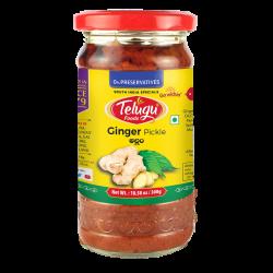 Telugu Foods Ginger Pickle...