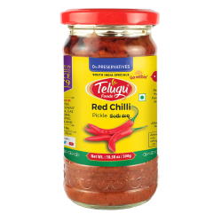 Red Chilli Pickle (300 gm)...