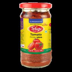 Telugu Foods-Tomato Pickle...