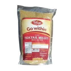 Foxtail Millet (500 gm) -...