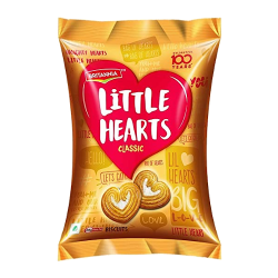 Britannia Little Hearts...