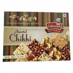 Jabsons Assorted Chikki -...