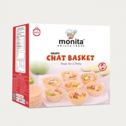 Crispy Chat Baskets by...