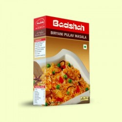 Buy Badshah Biryani Pulav Masala online in UK, Europe