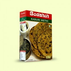 Buy Badshah Kasuri Methi (dried fenugreek leaves) online in UK, Europe