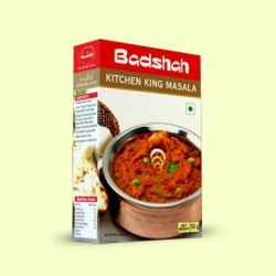 Buy Badshah's Jain Kitchen King Masala online in UK, Europe