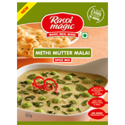 Methi Mutter Malai Mix