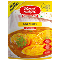 Rasoi Magic - Egg Curry (50gm) Spice Mix