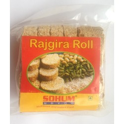 Rajgira Roll (200gm) - Sohum