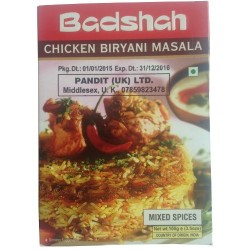 Buy Badshah Chicken Biryani Masala online in UK, Europe