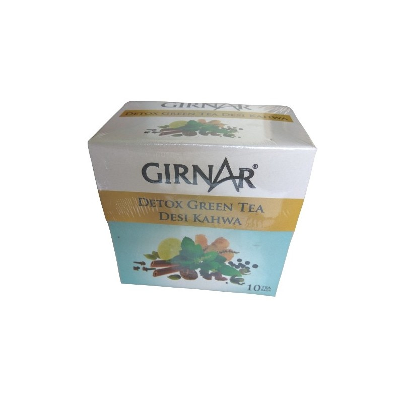 Girnar detox green tea desi kahwa online dating