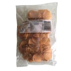 Potato Papad (Red Chilli) (100gm) by Sohum