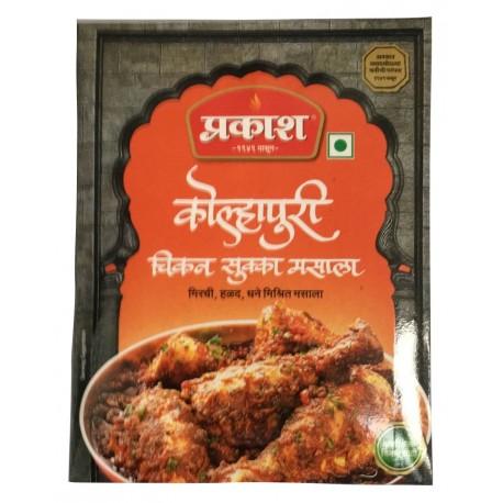 Kolhapuri Chicken Sukka Masala (25gm)