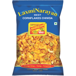 Buy LaxmiNarayan Cornflakes Chiwda, Chivda online in UK, Europe