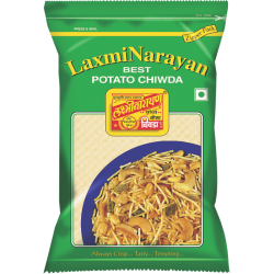 LaxmiNarayan Potato Chiwda (Upwas Chivda) (400gm)