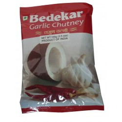Bedekar Garlic Coconut Chutney (100gm)