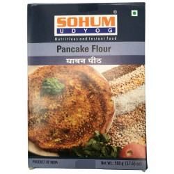 Pancake (Ghavan - Amboli) Flour by Sohum (500gm)